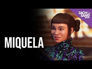 Miquela Talks Being A Robot, Her Song Money, Kissing Bella Hadid & Collabs