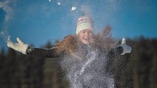 Nasty Winter 2021❄🔥🌞Мороз и Солнце !!!