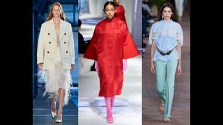 Модные тенденции весна-лето 2021 из Италии