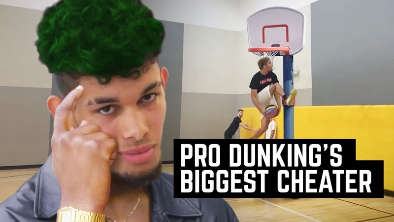 BEST Dunker in the WORLD Isaiah Rivera EXPOSED