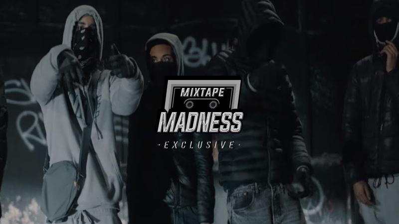 BSIDE 30 x BUCKFIDDY x DIZZ Stick Move Music Video @MixtapeMadness 4K