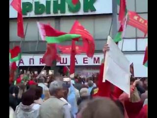 «У моих детей карта Поляка. Сын работает за границей. Но все за Лукашенко.
