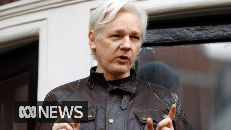 Julian Assange to be expelled from Ecuadorian embassy, WikiLeaks says | ABC News