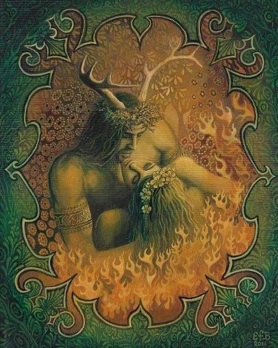 Великое Колесо Года. Белтан. Магические традиции, изображение №1