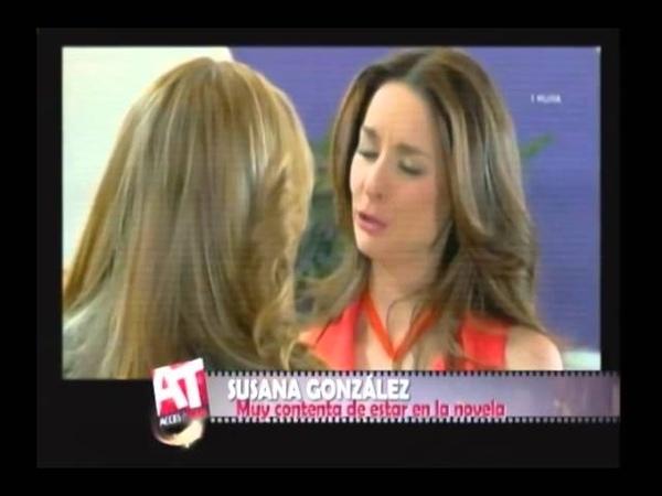 Сусана Гонсалес приступила к съемкам в La Sombra del pasado