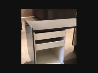 Расширения рабочего пространства на кухне hfcibhtybz hf,jxtuj ghjcnhfycndf yf reyt