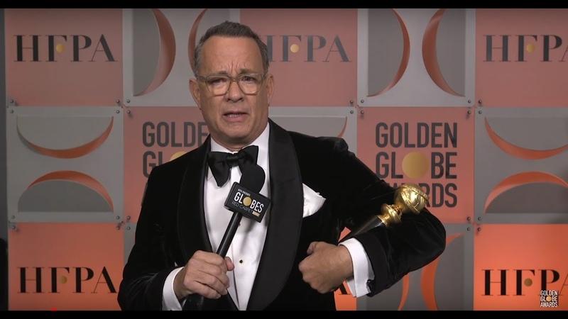 Cecil B deMille Award Tom Hanks