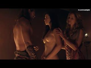 Jenna Lind, Ellen Hollman, Gwendoline Taylor - Spartacus (2013) HD 1080p BluRay