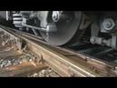 Locomotive Wheel Slip TEM2 боксование поезда Lokomotywa nie daje rady 1