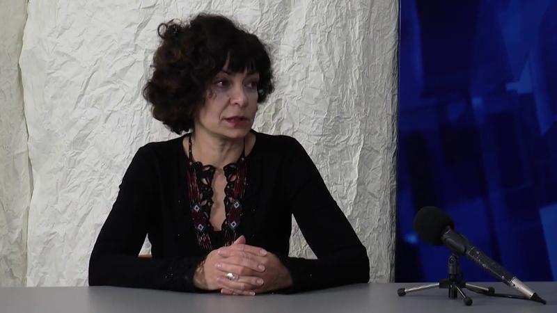 Актуальне інтерв'ю Марина Грибанова