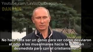 Lord Putin EXPONE y DESTROZA el plan Illuminati (Parodia) | Emmanuel Danann