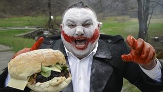 Joker Kitchen - Giant Hamburger