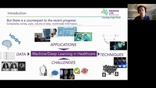 Machine Learning in Healthcare - LvDS 2020