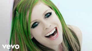 Avril Lavigne - Smile (Official Music Video)