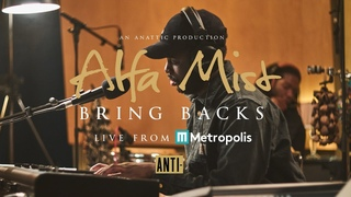 Alfa Mist 'Bring Backs' Live at Metropolis