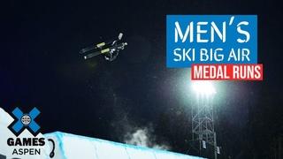 MEDAL RUNS: The Real Cost Men's Ski Big Air | X Games Aspen 2021