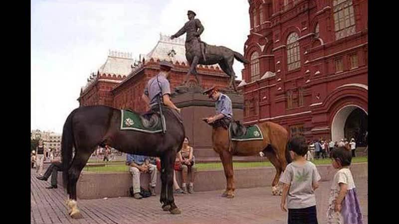 Под задницей коня Замечательному барду следаку и моему другу Серге