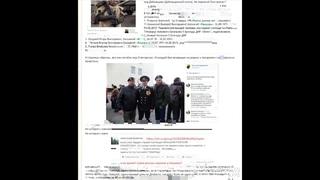 Акция памяти. 6 дней до убийства Немцова. Морпехи СФ на Донбассе