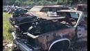Забытые Автомобили, автосвалка в США разборка авто junk yard