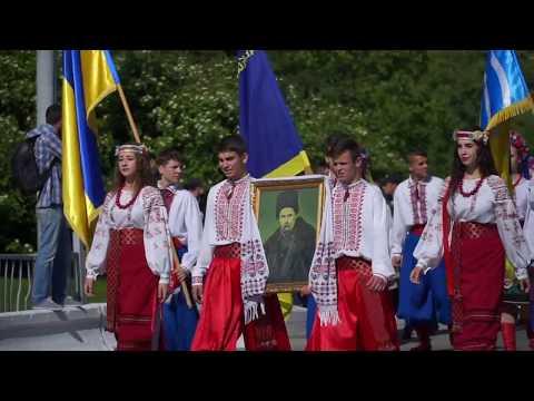 Вшанування 157-ї річниці перепоховання Тараса Шевченка. Канів. 22 травня 2018