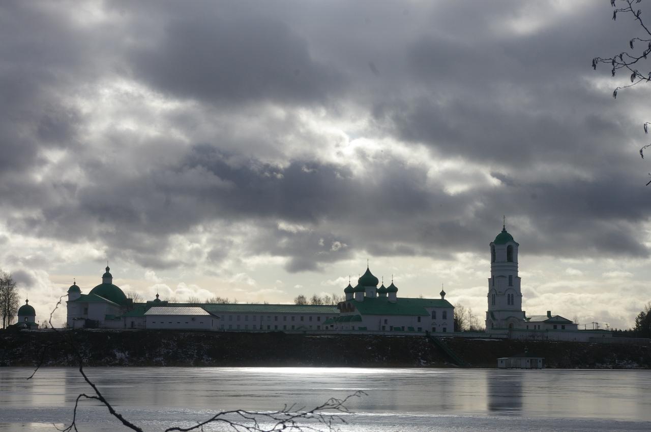 Александро-Свирский монастырь - самый красивый монастырь Северо-Запада России.