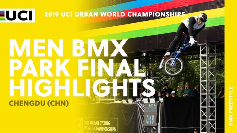 Men BMX Park Final | 2019 UCI Urban Cycling World Championships