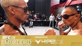 UFC 256 Embedded: Vlog Series - Episode 6