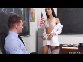 Harmony Wonder - Explosive Chemistry [PornPros - Passion HD]