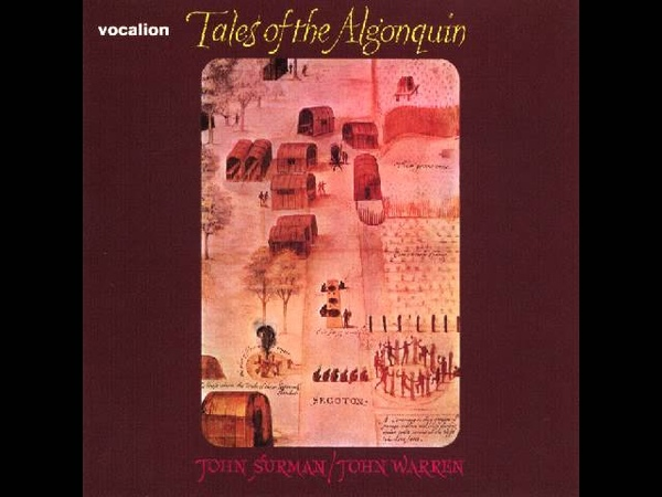 John Surman John Warren Tales Of The Algonquin Full Album