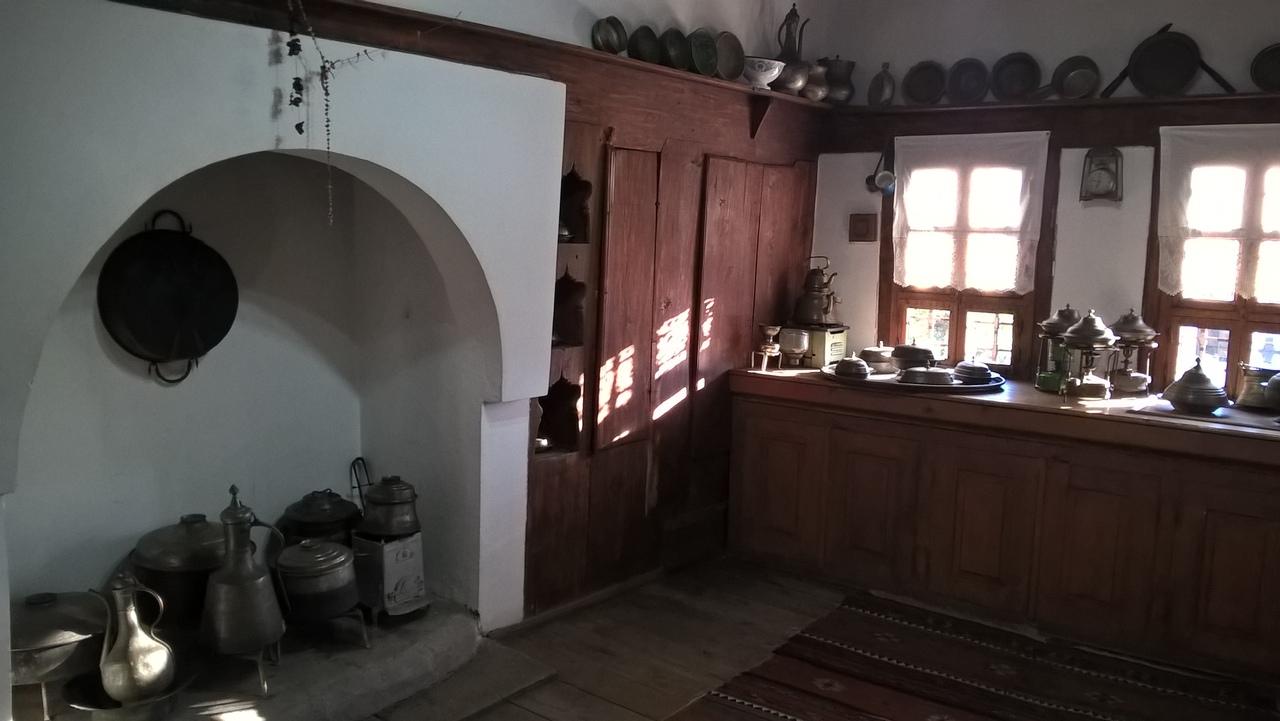 Кухня в старинном конаке
