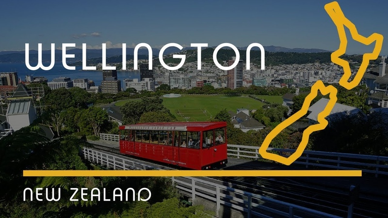 Wellington New Zealand city overview English subtitles