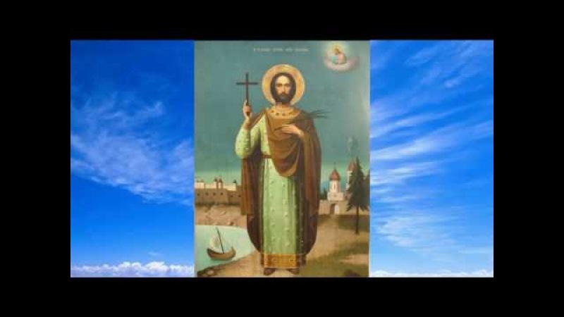 Святой великомученик Иоанн Новый, Сочавский. Память 2 / 15 июня