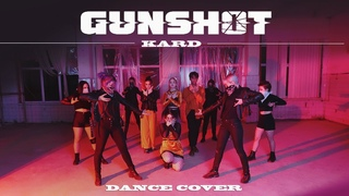 [ KPOP IN UKRAINE ] KARD (카드) - GUNSHOT | Halloween Dance Cover by DEERS