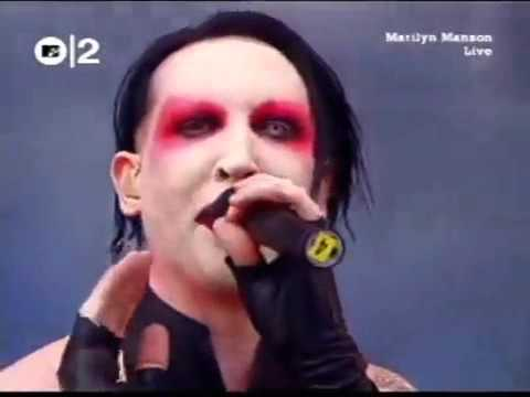 Marilyn Manson This Is The New Shit live at Rock am Ring 2003 MTV2