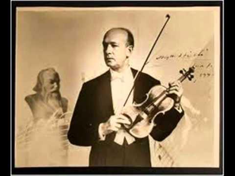 Bela Bartok and Joseph Szigeti play Beethoven Kreutzer Sonata 1 3
