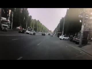 ДТП Ленинском проспекте, видео за несколько секунд до аварии - Регион - 36
