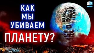 Как мы убиваем планету?