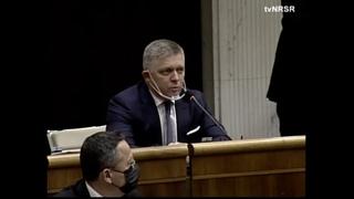 Vystúpenie predsedu SMER - SD R. Fica v rozprave v NR SR