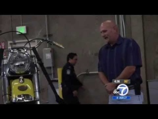 Stolen Harley-Davidson Recovered After 42 Years