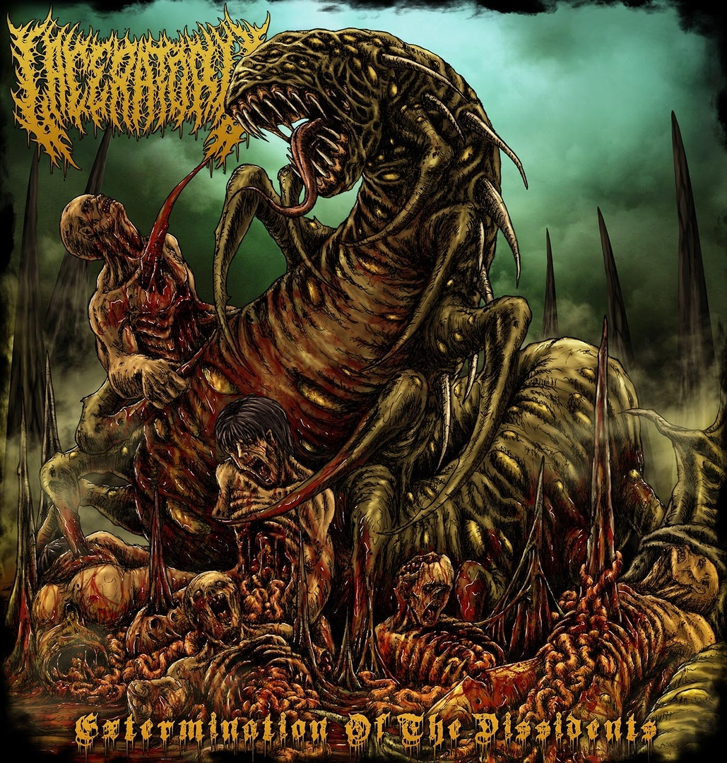 Laceratory - Extermination Of The Dissidents