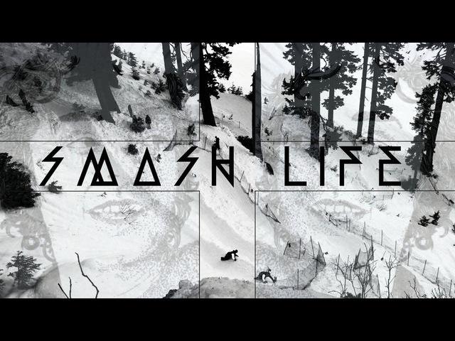 A Rob s Smash Life Alpental Banked Slalom