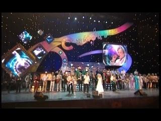 """ВИА """"Самоцветы"""" - Попурри (Концерт в честь 35-летия ВИА """"Самоцветы"""" в Кремле)"""