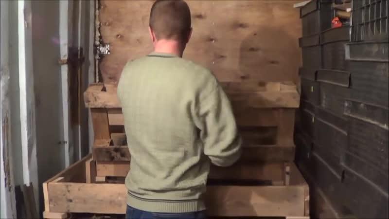 Видео о создании круглогодичной вермифермы