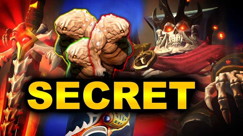 SECRET vs Mudgolems SUPER MATCH DPC EU DreamLeague S14 DOTA 2