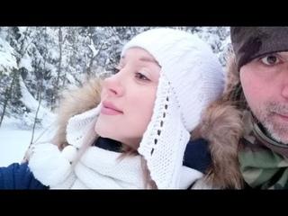 Зимние прогулки в моём сказочном сосновом лесочке и не только ✨