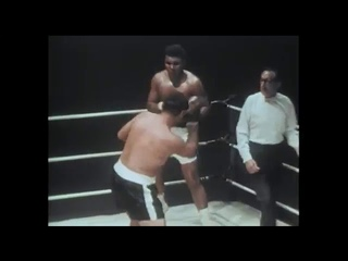 Мохаммед Али - Рокки Марчиано (The Super Fight, 1970)