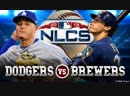 MLB NLCS GAME 5 Dodgers vs Brewers