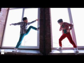 Young Spitfire & Casper | Spitfire Family | Dance Centre Myway