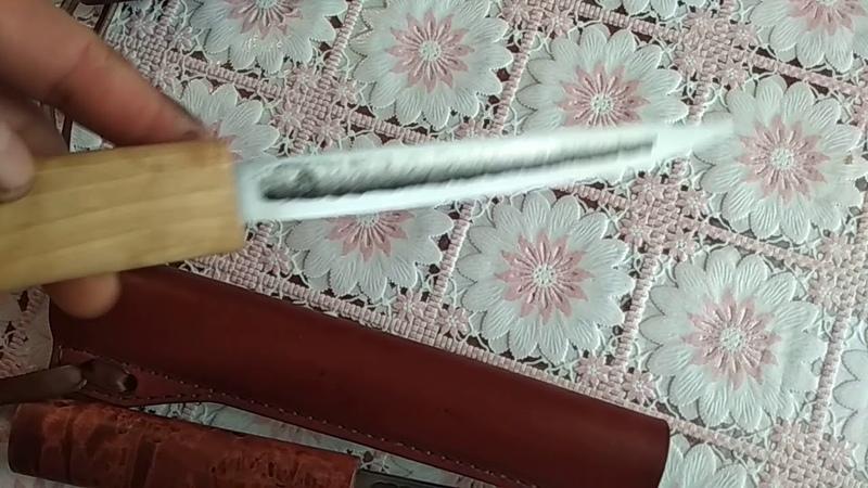 Эвенкийский и Якутский нож в Актау