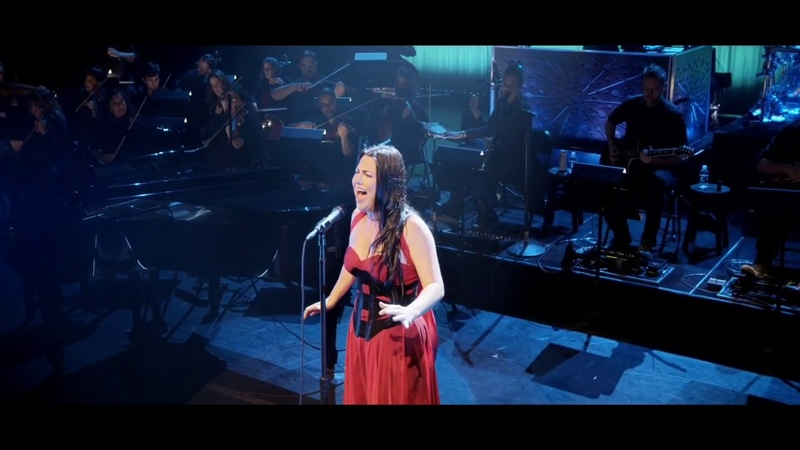 EVANESCENCE - Overture/ Never Go Back (Synthesis Live DVD)